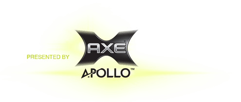 presented by Axe Apollo